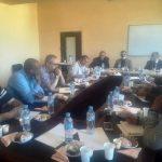 إجتماع دوري من أجل متابعة تنفيذ توصيات الإجتماع الوزاري الخاص بالأمناء العامون.