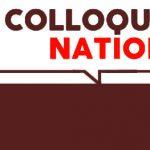 Colloque national intitulé poésie musique et chanson : culture de la résistance