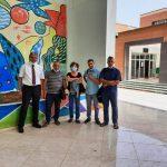 تهنئة التأهيل الجامعي للأستاذ بلعربي خالد (قسم اللغات الأجنبية 'الإنجليزية')